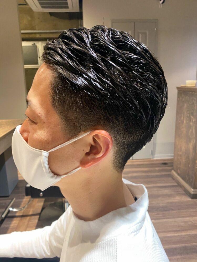 ✂︎クセ毛を活かした2wayスタイル✂︎使うスタイリング剤で髪型が変わる!簡単10秒セット