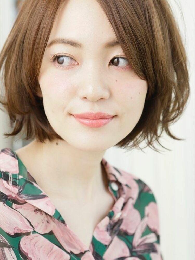 「ボブ・ミディアムの小顔・似合わせプロ」MINX 銀座 副店長 / TopDesigner 蛭田佑介