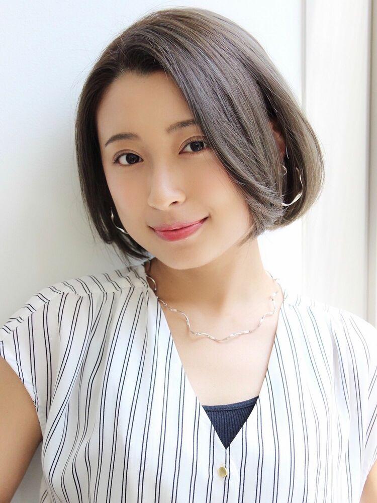 Agnos青山✨艶髪ショートボブ