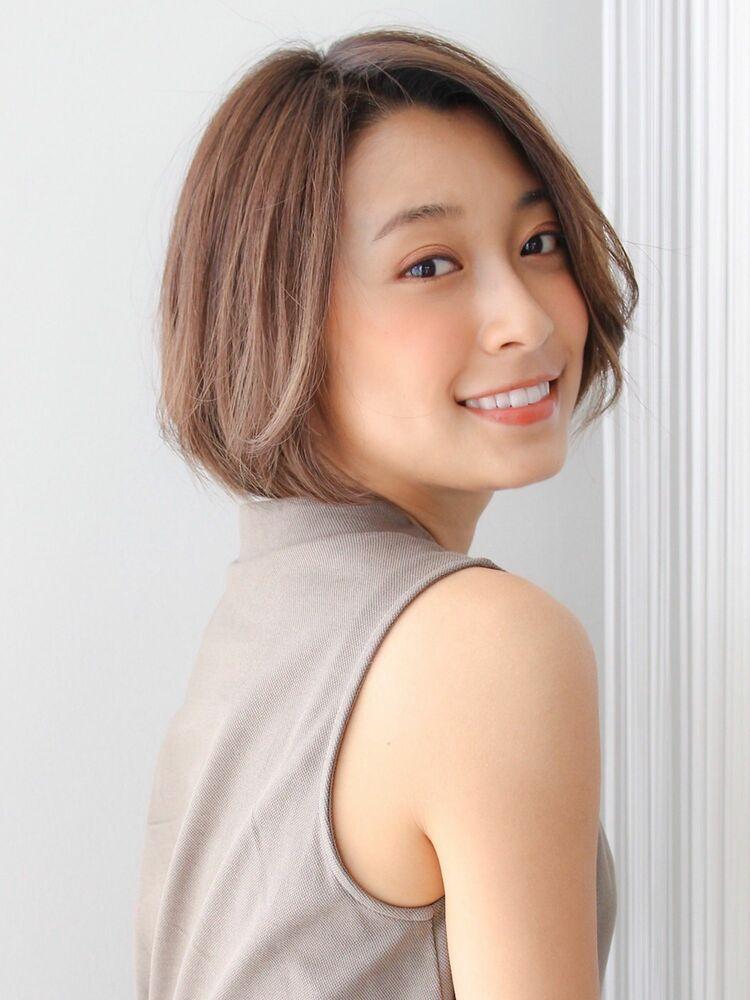 Agnos青山✨艶髪ショート