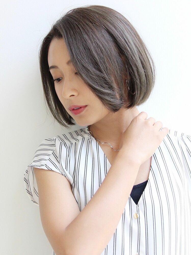 Agnos青山✨艶髪ボブ
