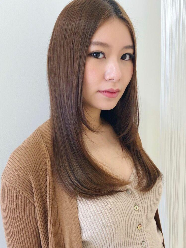 Agnos 美髪サラサラストレート
