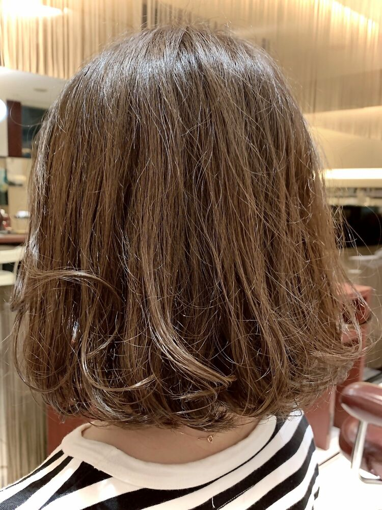 エアリーボブ♪通年人気なヘアスタイル!