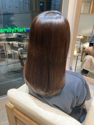 最高の髪質改善をご提案します!