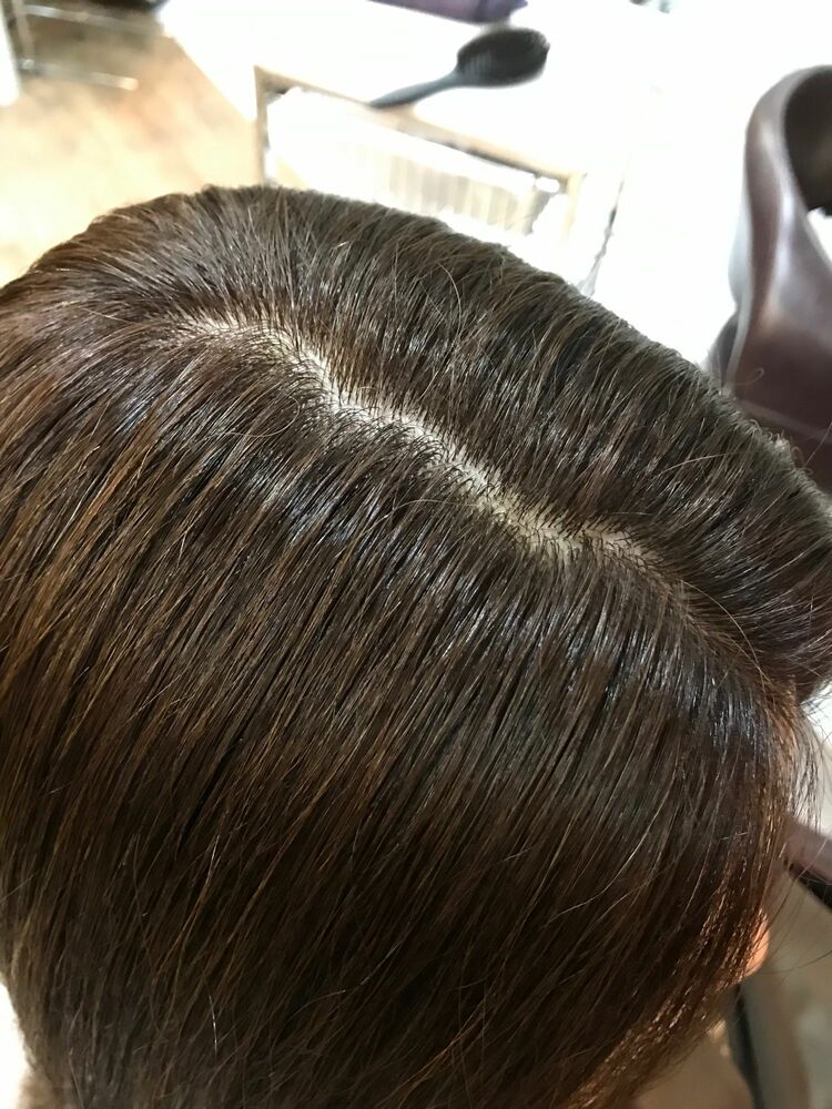 白髪染めを使わない白髪染めグレイカラー2.0