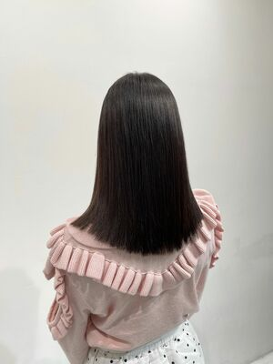サラサラ縮毛矯正