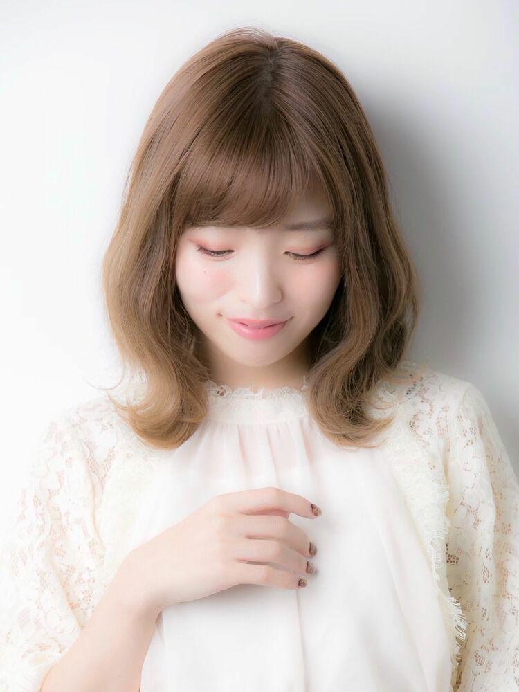 *Euphoria山村実和子*外ハネボブ ☆ネオウルフig@miwako.yamamura