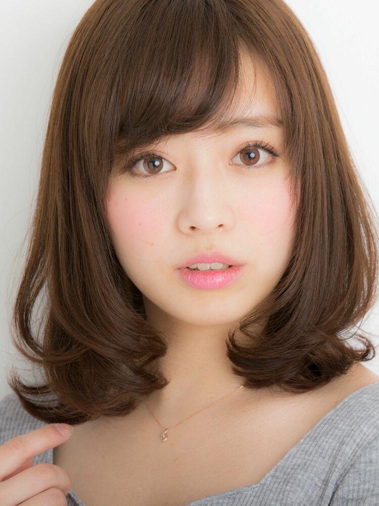 *Euphoria山村実和子*大人可愛い外ハネミディアムig@miwako.yamamura