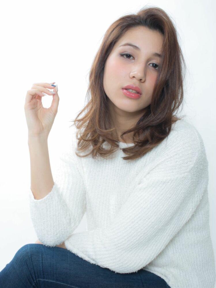*Euphoria山村実和子*かき上げバングのヌーディミディ ig@miwako.yamamura