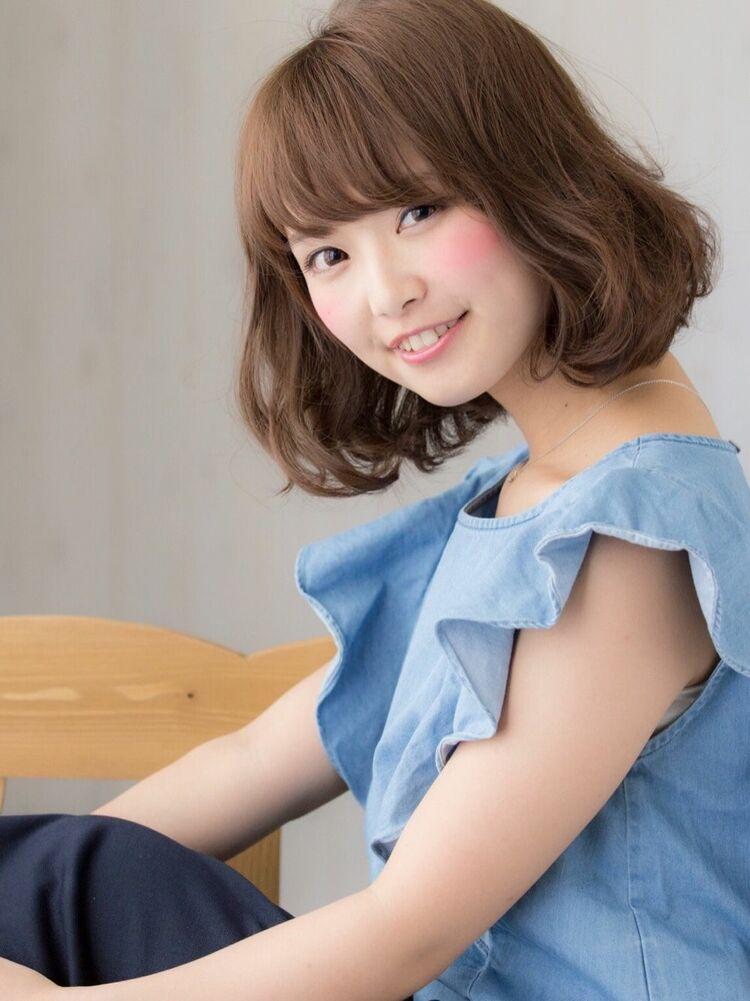 *Euphoria山村実和子*大人かわいい愛されショートボブ ig@miwako.yamamura