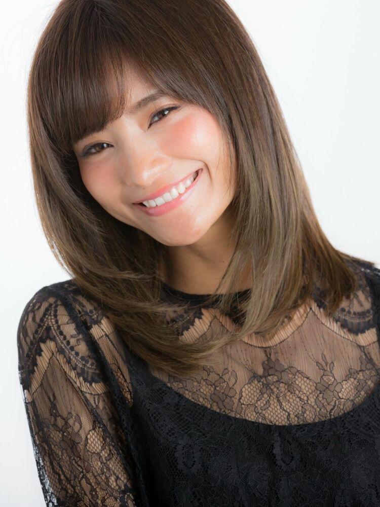 *Euphoria山村✳︎ミディアムストレート☆髪質改善ig@miwako.yamamura