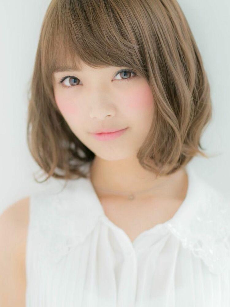 *Euphoria山村実和子*大大大人気の小顔ゆるふわボブ ig@miwako.yamamura