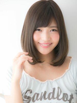 *Euphoria山村*大人可愛い☆王道のワンカールロブ ig@miwako.yamamura