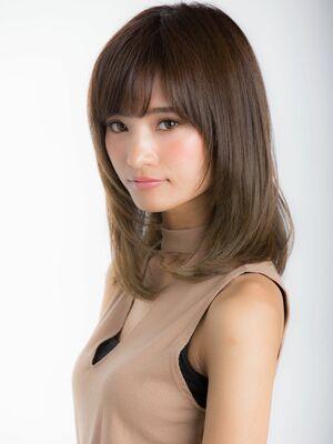*Euphoria山村実和子*大人可愛いレイヤーミディig@miwako.yamamura