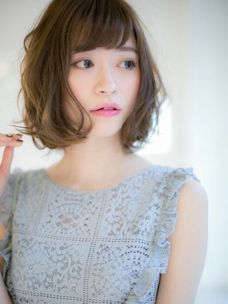 *Euphoria山村実和子*愛されゆるふわボブ ig@miwako.yamamura