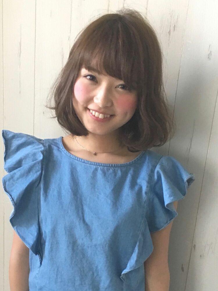 *Euphoria山村*王道可愛い☆ワンカールショートボブ ig@miwako.yamamura