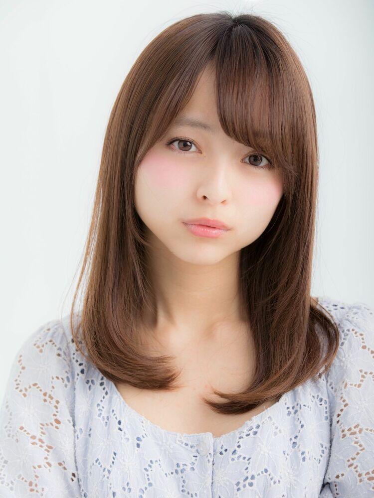 *Euphoria山村*大人かわいいワンカールセミディ*髪質改善ig@miwako.yamamura