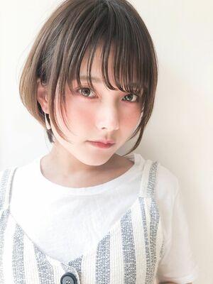 ひし形ショート 宮崎えりな インスタも見てみて下さい☆→@miyazaki.erina