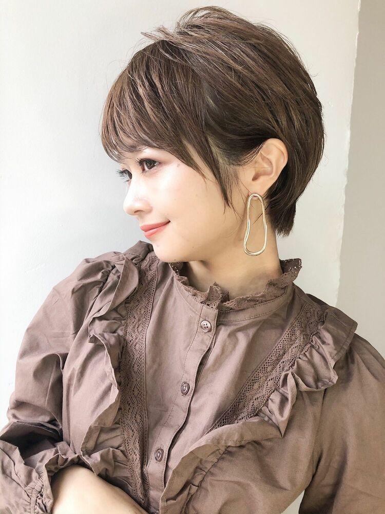マッシュショート 宮崎えりな インスタも見てみて下さい☆→@miyazaki.erina