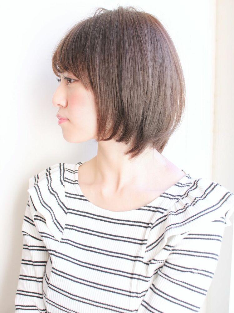 ひし形ボブミディアム 宮崎えりな インスタも見てみて下さい☆→@miyazaki.erina