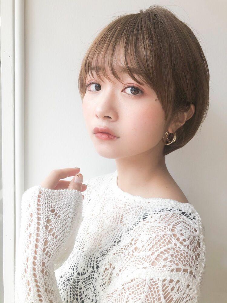 マッシュショート☆ 宮崎えりな インスタも見てみて下さい☆→@miyazaki.erina