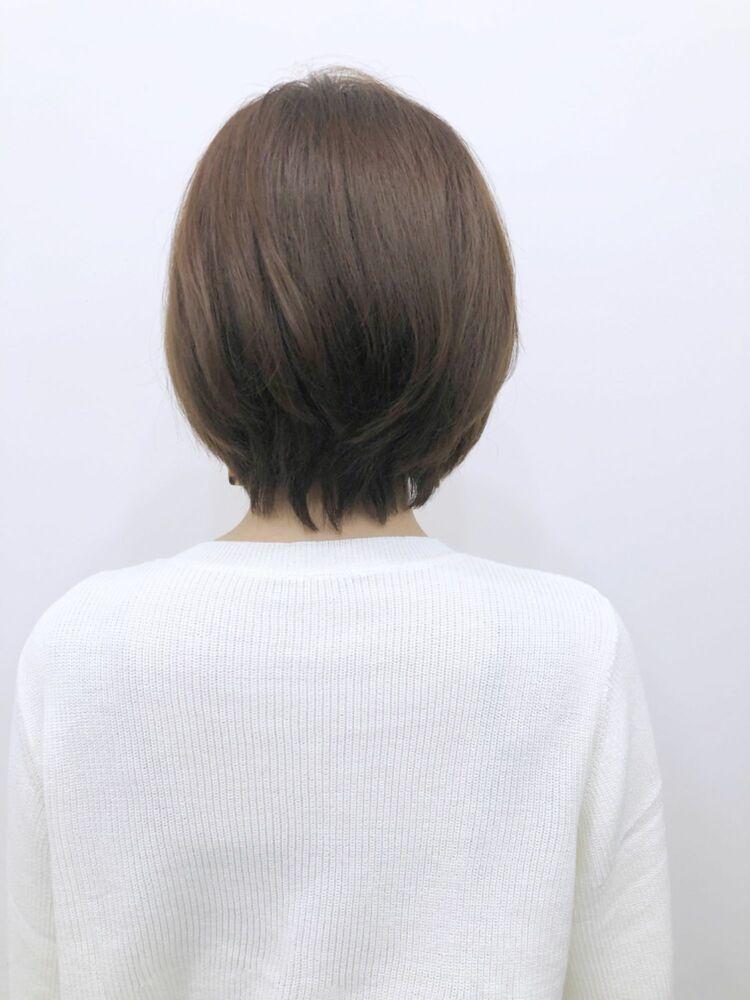 大人かわいいショート☆宮崎えりな インスタもぜひ見てみてください☆→@miyazaki.erina