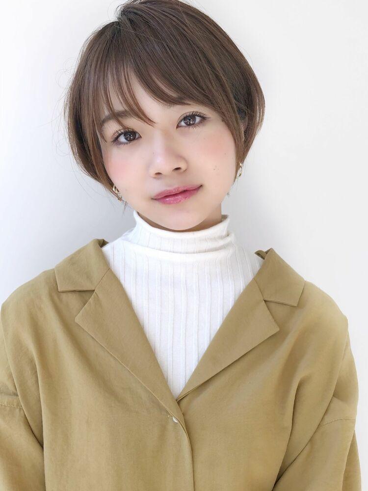 愛されショート 宮崎えりな インスタもぜひ見てみて下さい☆→@miyazaki.erina