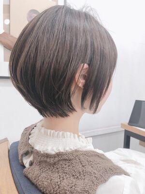 丸みショート 宮崎えりな インスタも見てみて下さい☆→@miyazaki.erina