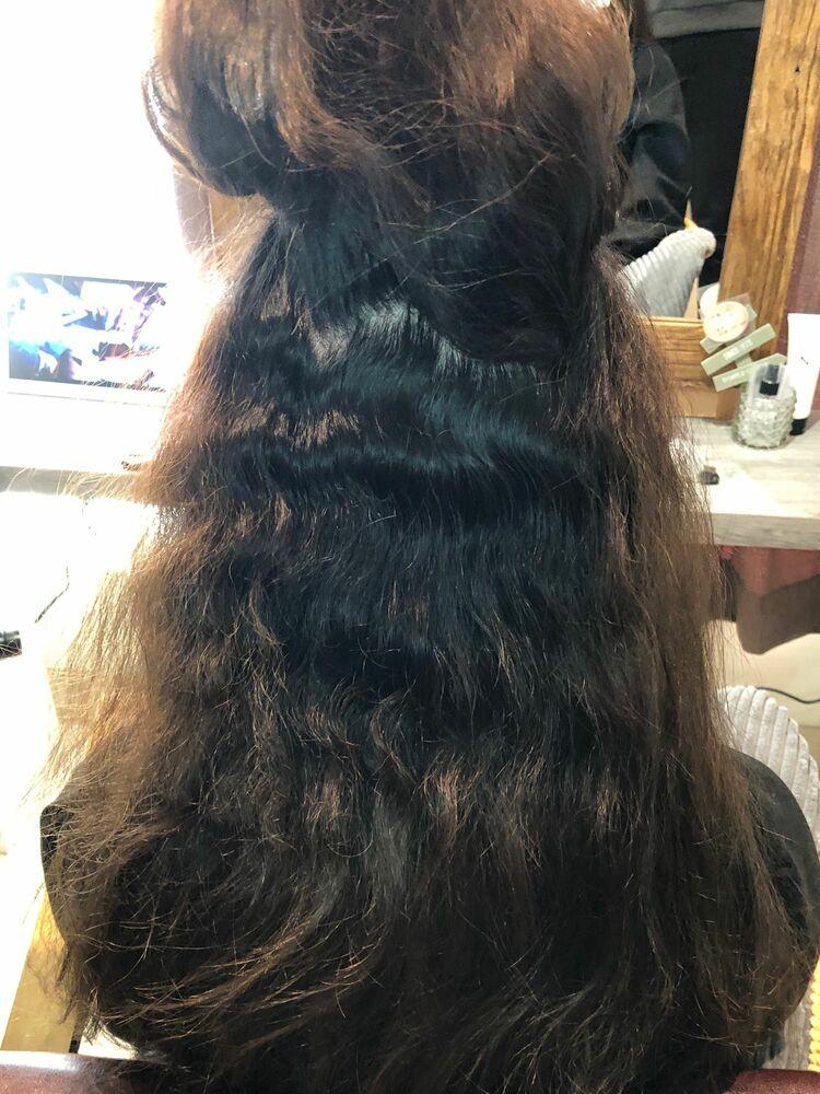 艶髪縮毛矯正