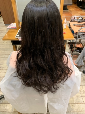 Joemi 新宿駅直結☆ニュアンス無造作パーマ 若林