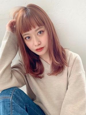 joemi 新宿☆ゆるふわニュアンス無造作パーマ 若林