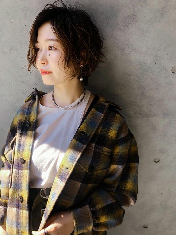 short hair☆