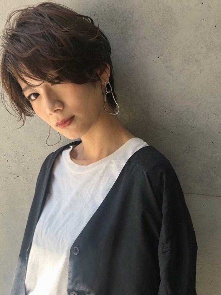 ハンサムショート★