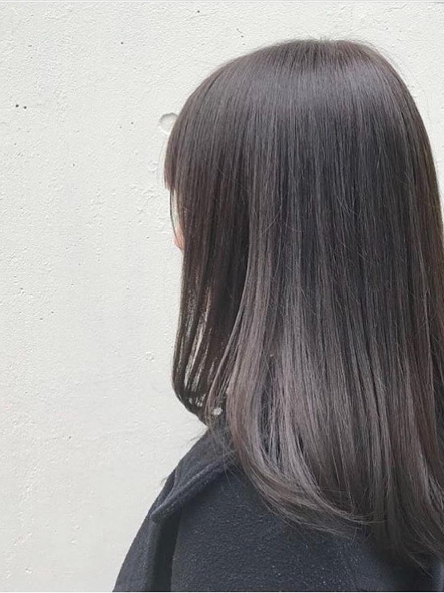 &STORIES豊岡いつき ミディアム 艶髪 oggiottoトリートメント