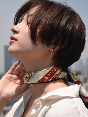 MINX青山*本木 大人カジュアル ハンサムショート