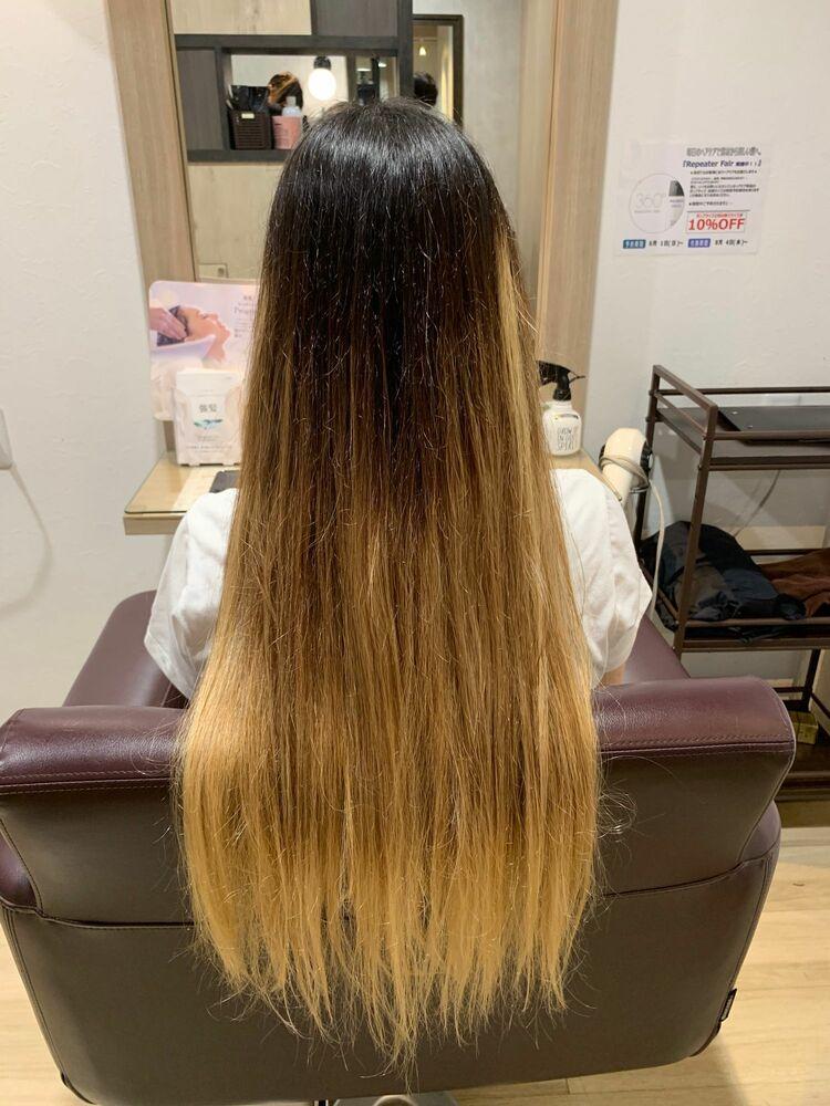 髪質改善サブリミック
