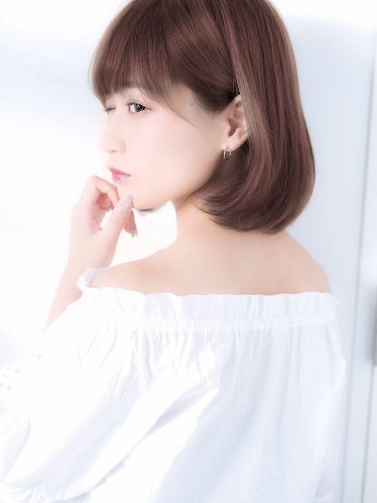 ☆柔らかワンレンボブ☆