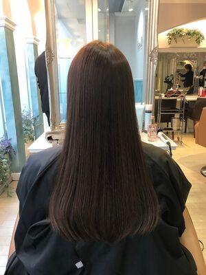 艶髪ロング