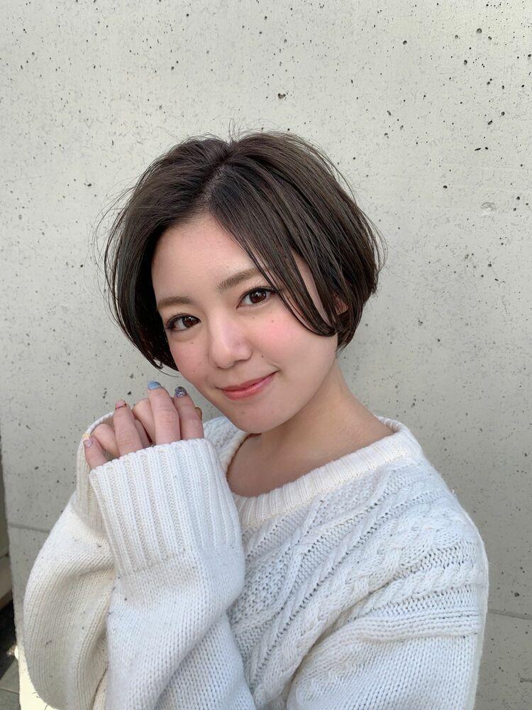 ワンカールハンサムショート☆