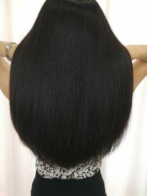 大人気髪質改善うるつや酸熱トリートメント