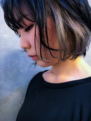 『ASSORT TOKYO』カラーリストNANA イヤリングカラー