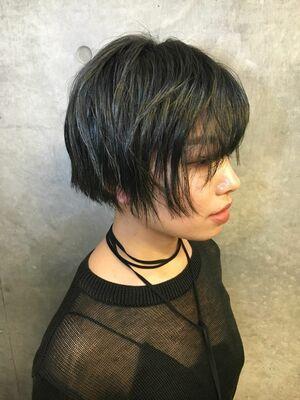 『カラーリストNanaFushimi』ASSORT暗髪ショート