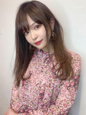 『カット+シアーグレージュ』SC☆10美髪