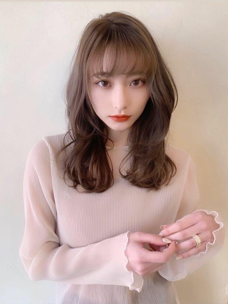 韓国風フェミニン