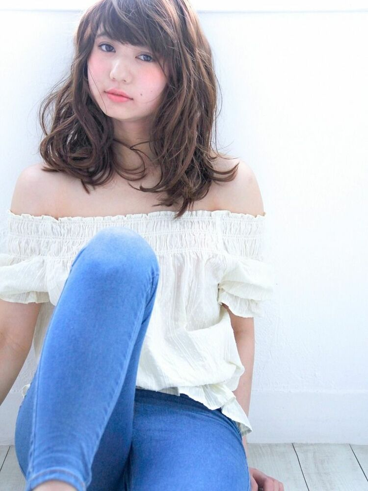「MALUNA はな」大人×可愛い透明感ベージュ☆