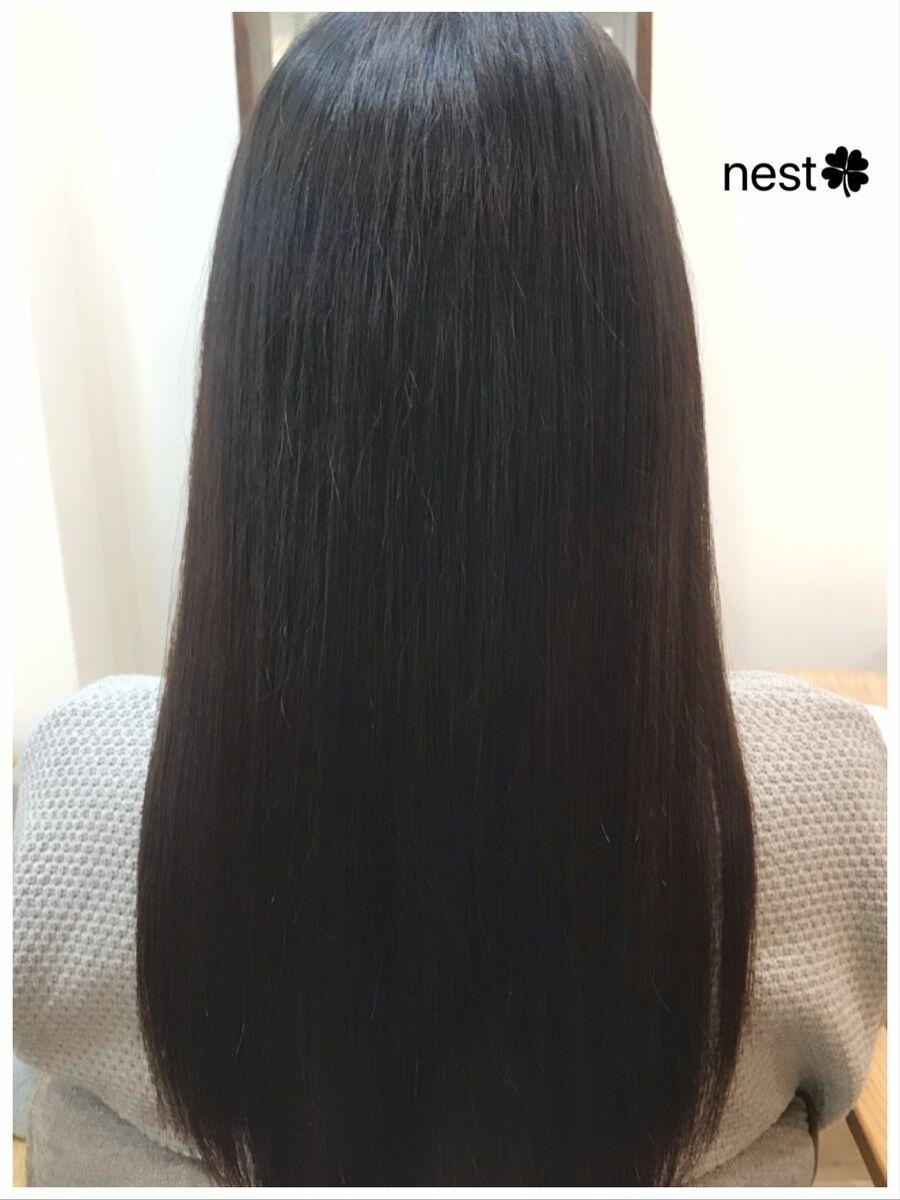 髪質改善:part5