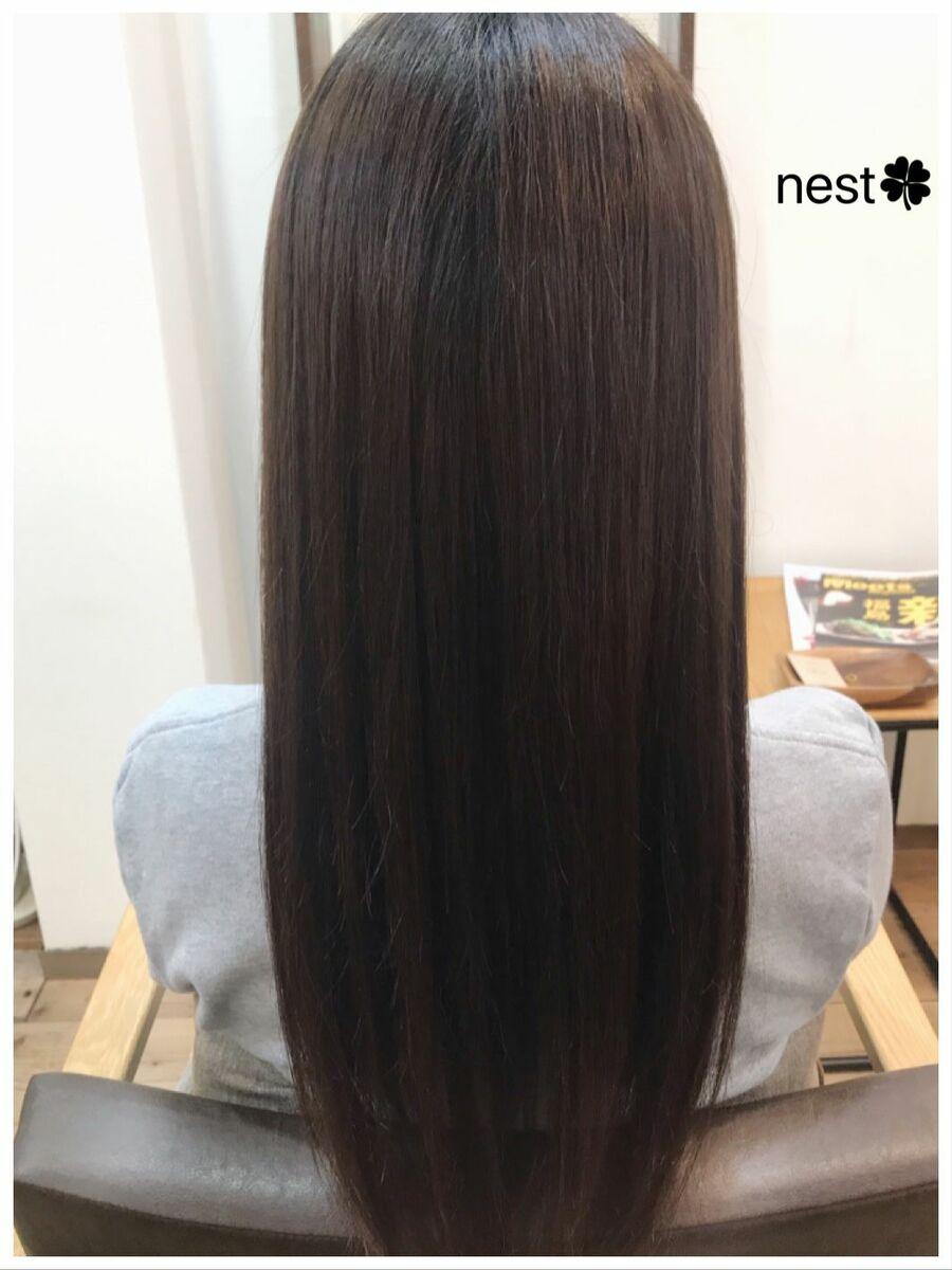 髪質改善:part3