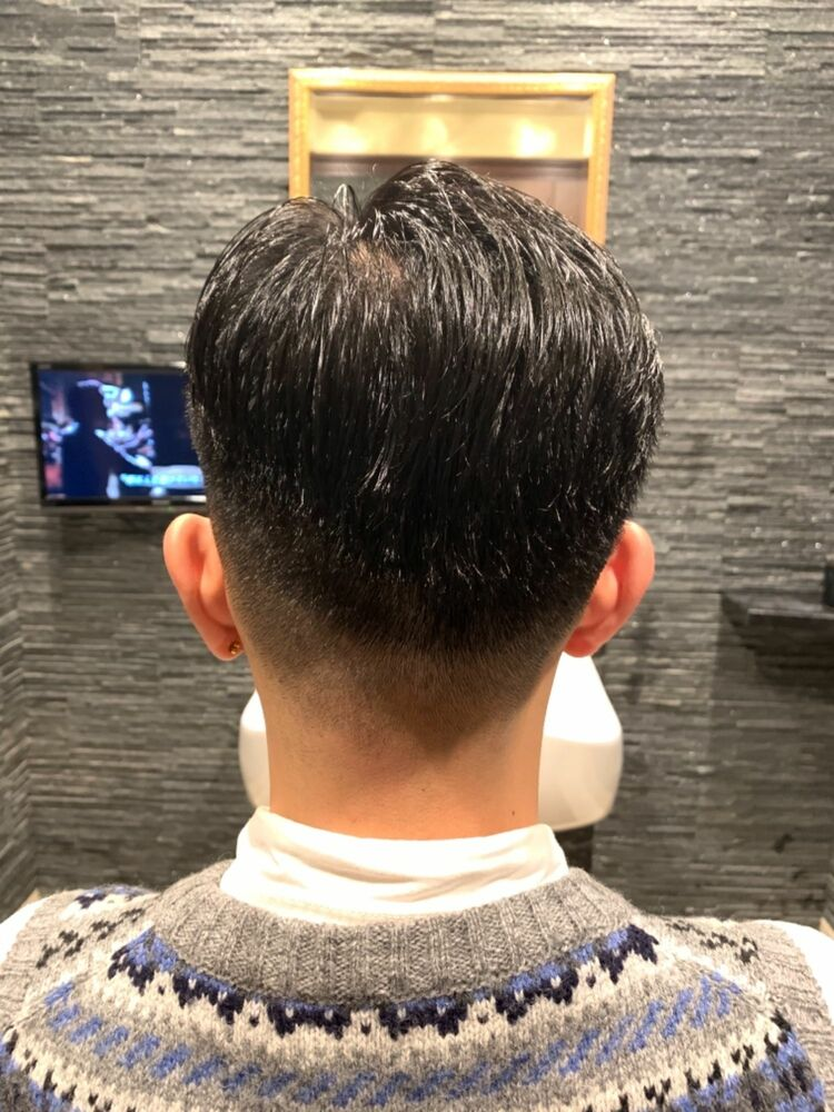 クラシカルショートヘア