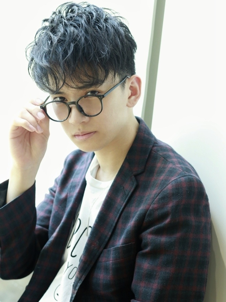 菅田将暉さん風☆クシャッとパーマスタイル