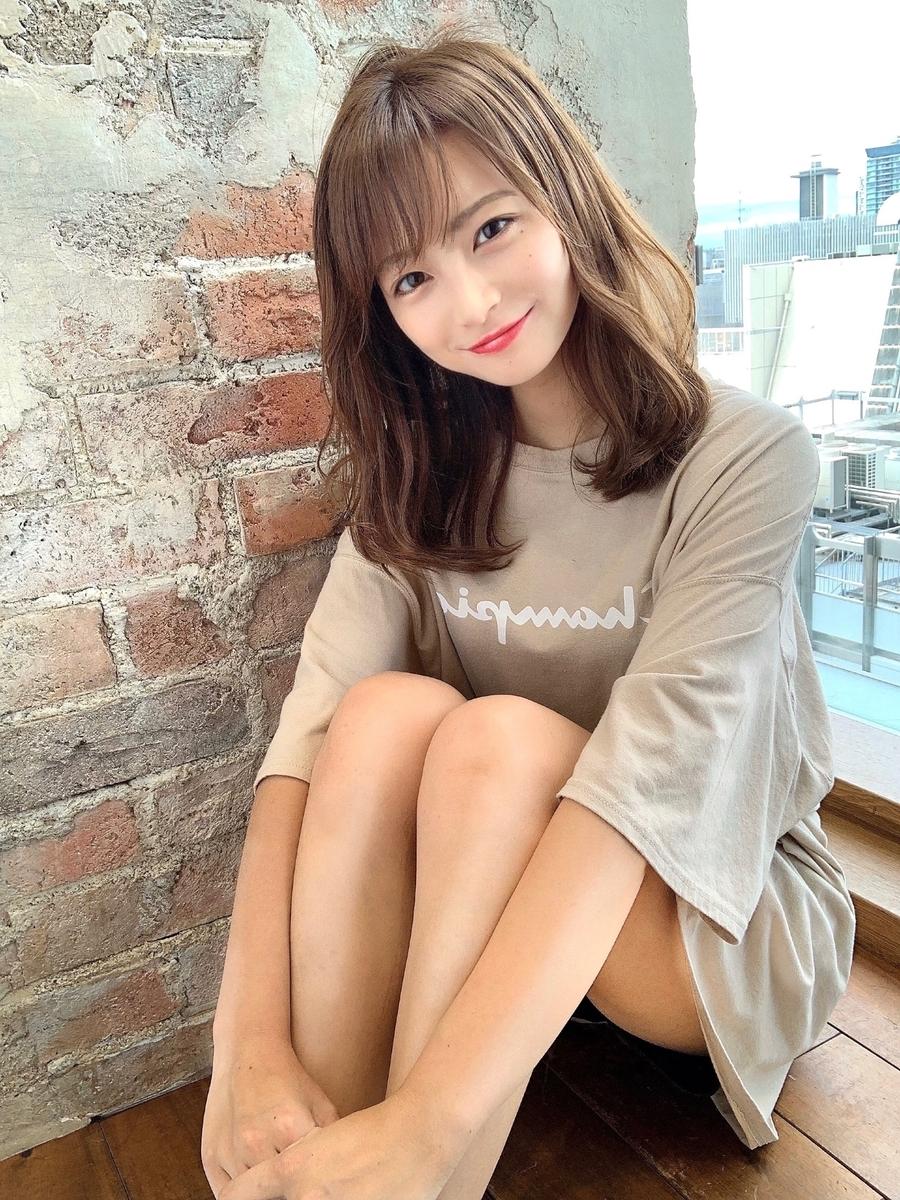 20代30代40代◎小顔 セミディ 新宿